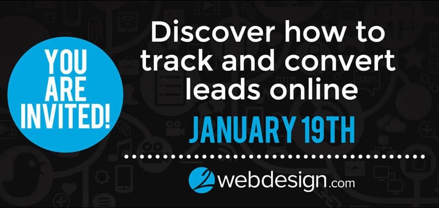 19-01-2016 | Discover how to track and convert leads online