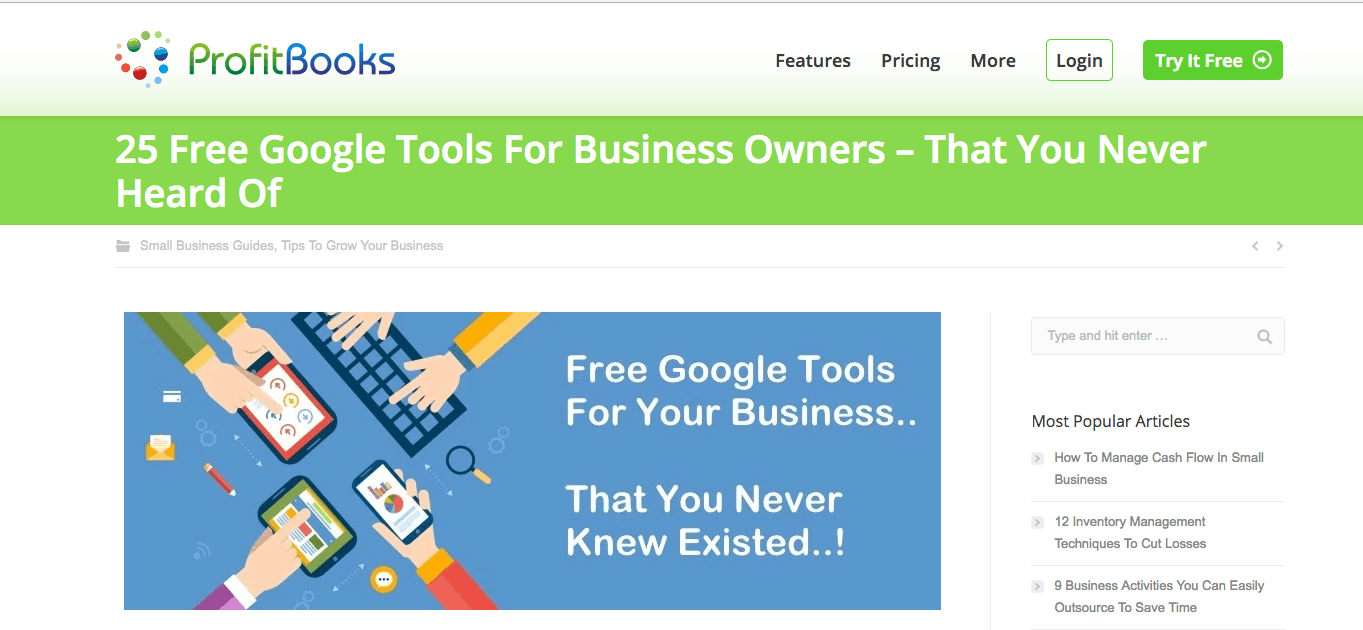 free-google-tools